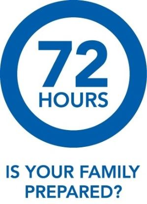 72 hours, Is your family prepared?