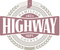 Hamilton County Highway Logo